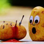 Kentang makanan nutrisi untuk diet