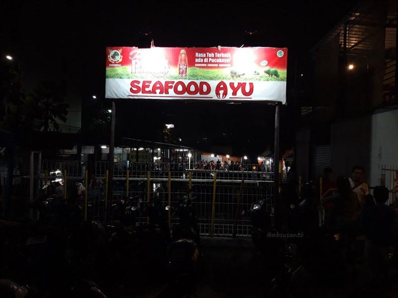seafood ayu kelapa gading
