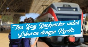 backpacker kereta