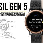 baterai gen 5 fossil
