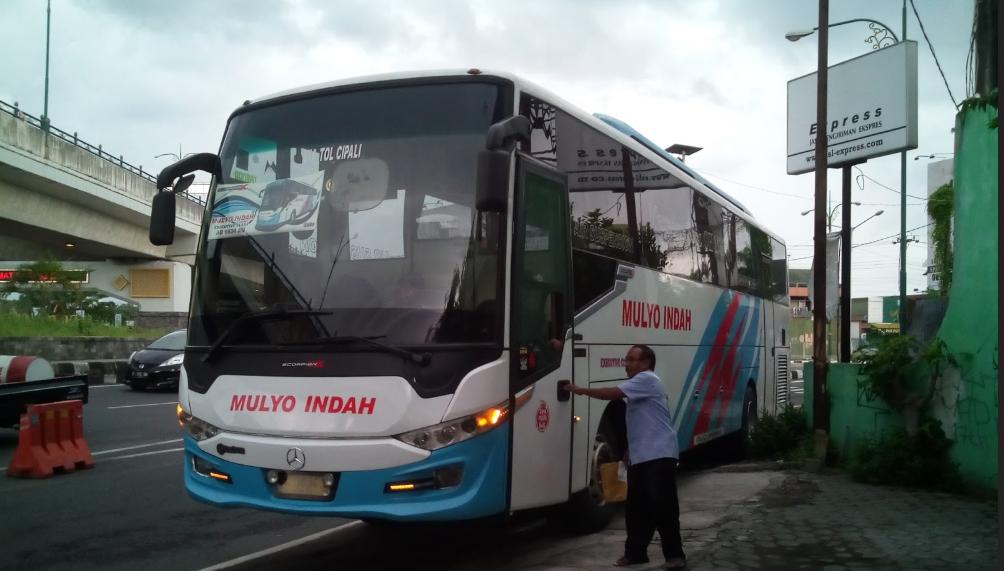 mulyo indah bus