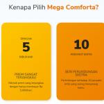 mega comforta