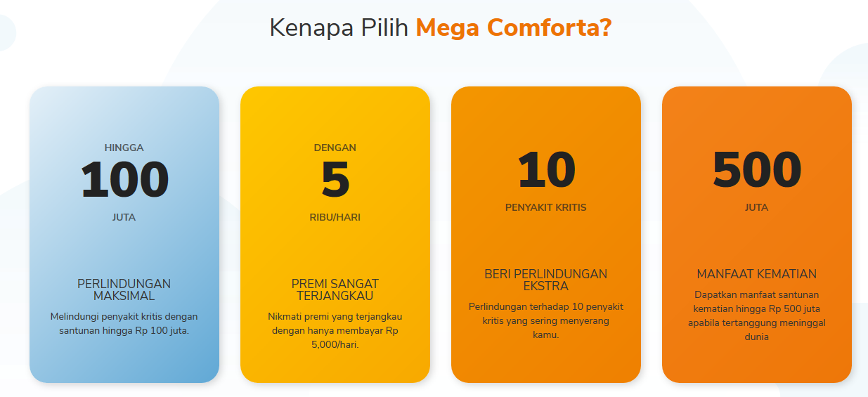 asuransi PFI Mega life