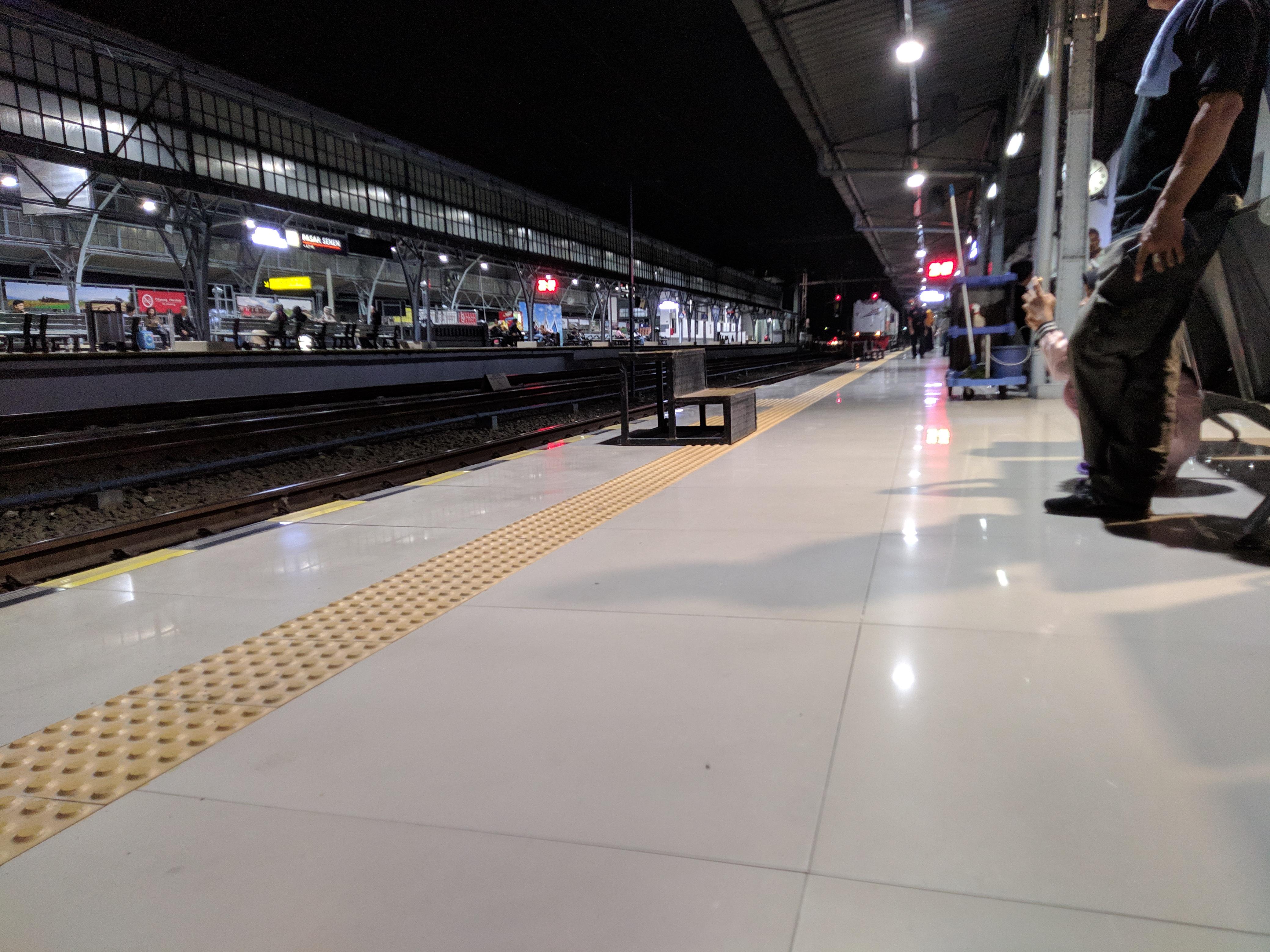 sudut stasiun