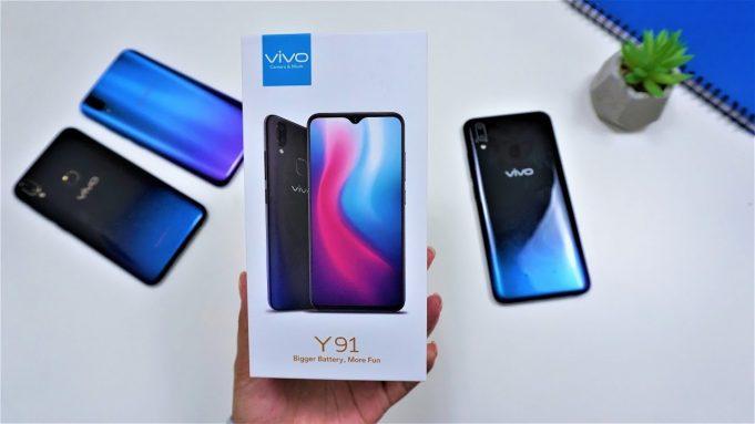 spesifikasi Vivo Y91