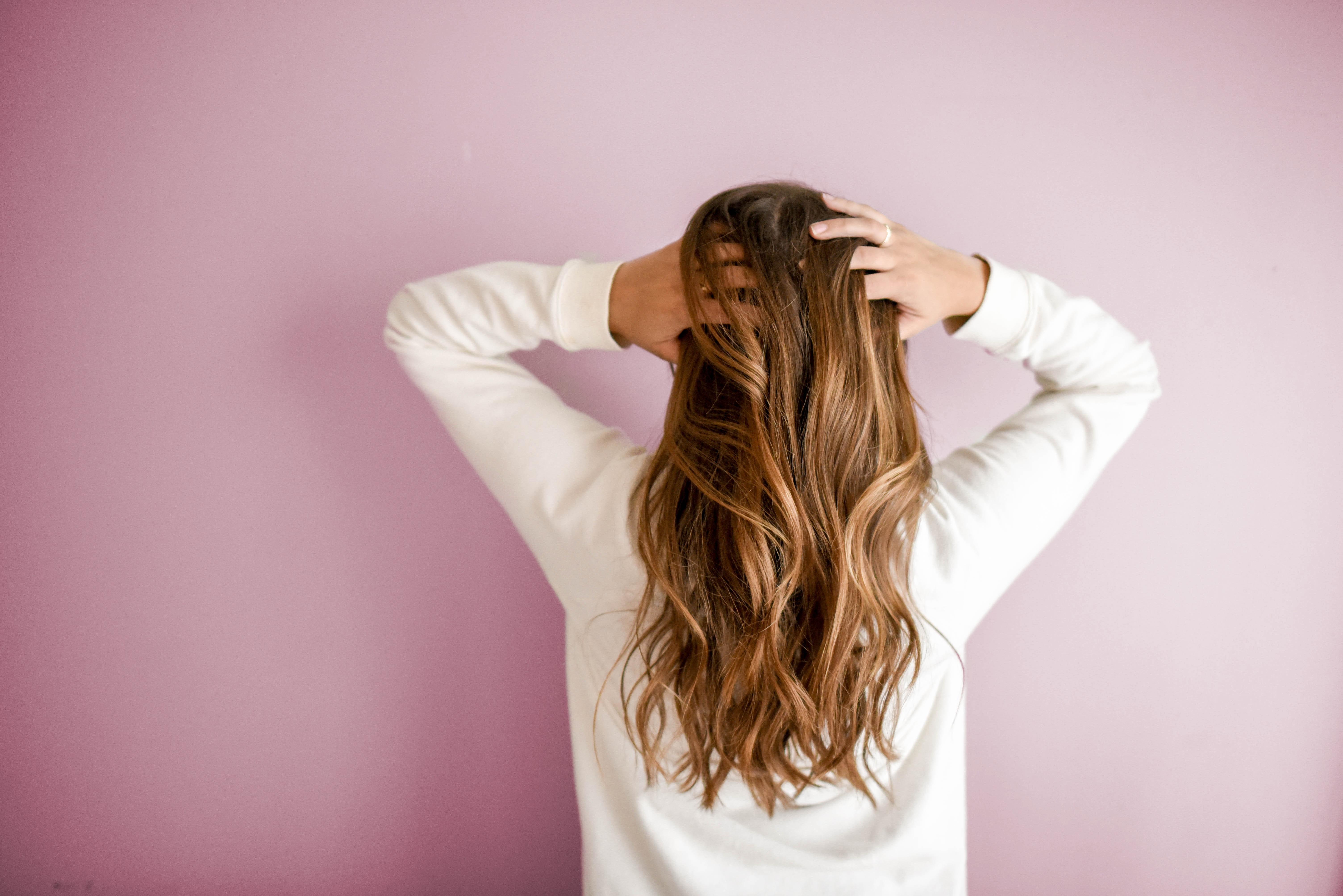 rambut bagus