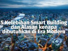 kelebihan smart building