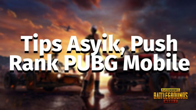 tips push rank pubg