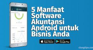 software akuntansi android terbaik