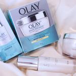Olay White Radiance Light Perfecting Day Cream