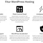 fitur hosting wp