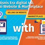 sinergi website dan marketplace
