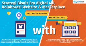 sinergi website dan marketplace