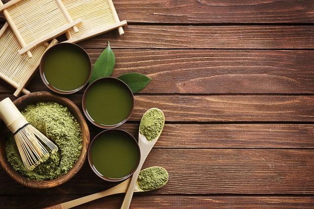 2.Milk Green Tea
