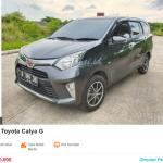 Toyota calya 87 jutaan