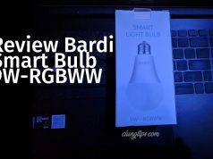review bardi smart bulb