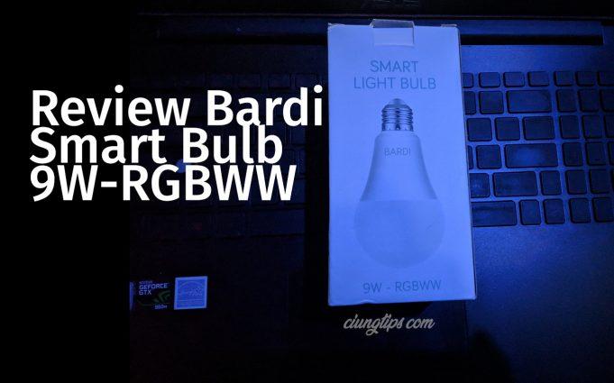 review bardi smart bulb