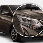 Toyota Calya facelift 2021