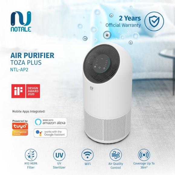 toza air purifier